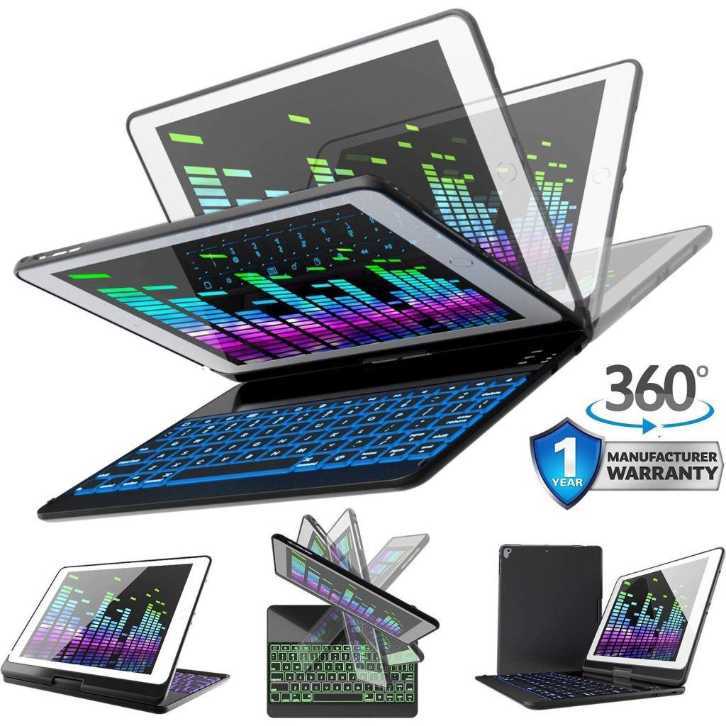Yekbee iPad Keyboard Case Amazon