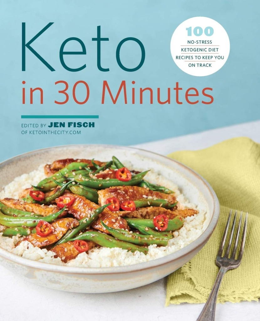 Keto in 30 Minutes, Best Keto Diet Cookbooks