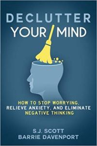 Anxiety Relief Book Declutter