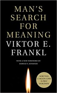 Meaning of Life Book Frankl