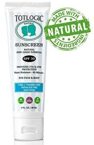 Mineral Sunscreen Tot Logic
