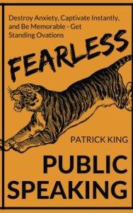 Fearless Public Speaking Patrick King