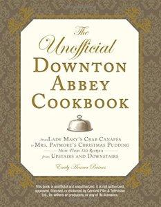 Downtown abbey cookbook amazon