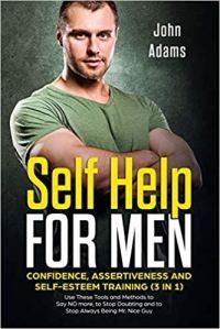 Self Help for Men Book