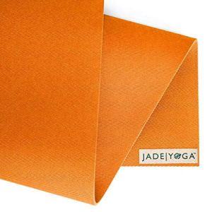Jade yoga mat orange