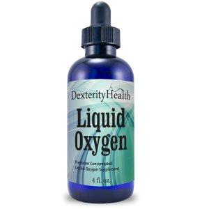 Liquid Oxygen Drops