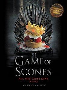 Game of Scones cookbook