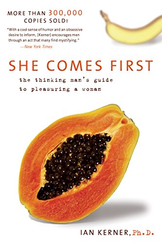 She Comes First Book, best sex book