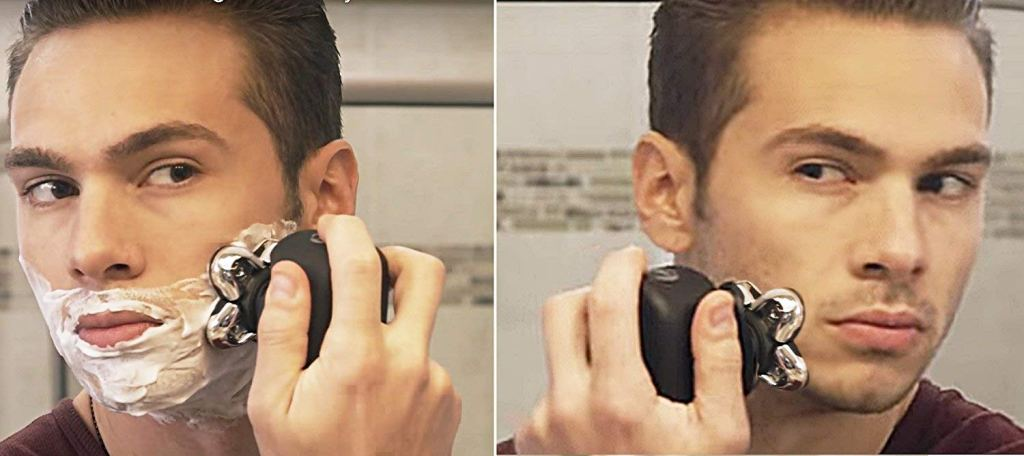 best portable shaver how to use