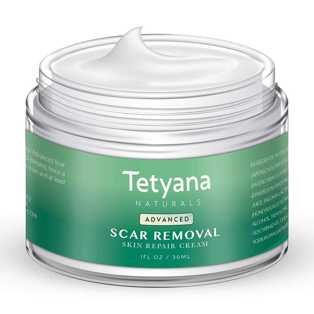 Tetyana Scar Removal Cream