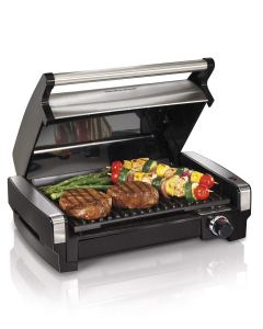 Indoor Grill Smokeless Electric