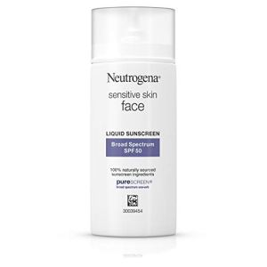 Face Sunscreen Neutrogena