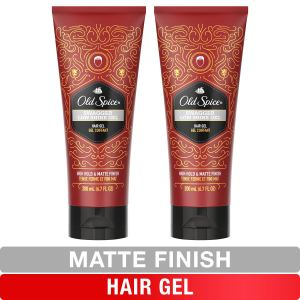 hair gel old spice