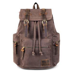 Canvas Backpack Vintage