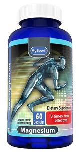 MgSport Magnesium Capsule