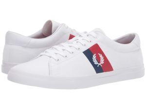 White Sneakers Low Designer