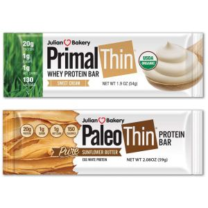 Primal Thin Whey Protein Bars