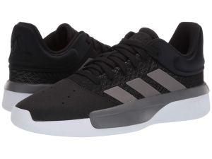 Black Basketball Shoes Adidas Low