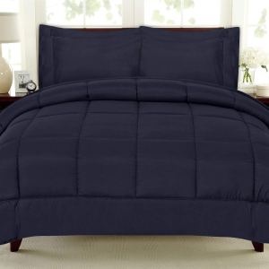 Black Bed in a Bag Queen