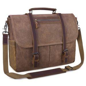 Vintage Shoulder Bag Men's