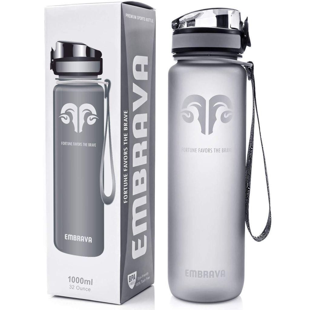 Eco-Friendly Plastic Water Bottle