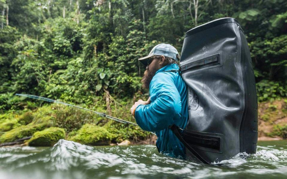 Yeti waterproof cooler backpack