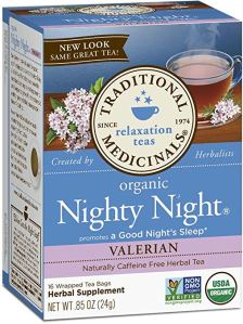 Relaxation Tea Traditional Medicinals