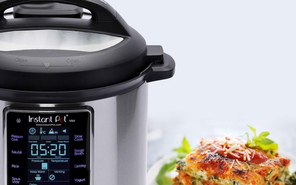 Best Pressure Cooker: Instant Pot Electric