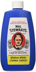 Liquid Bluing Mrs. Stewart's
