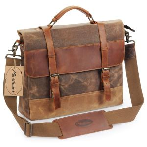 Messenger Bag Vintage Leather