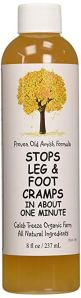 Caleb Trees Organic Farms Leg & Foot Rub