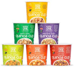 Keen One Quinoa Cups