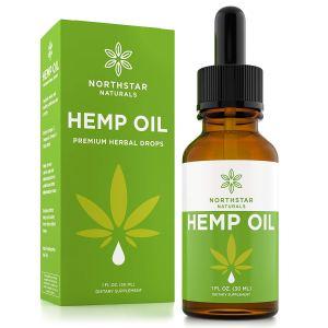 Northstar Naturals Hemp oil