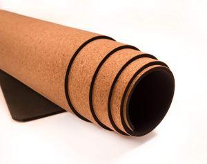 Repose yoga mat cork