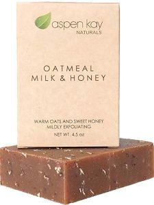 Oatmeal Soap Bar Aspen Kay Naturals
