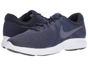 Blue Knit Sneakers Nike