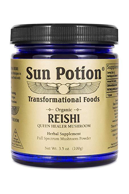 Sun Potion Organic Reishi