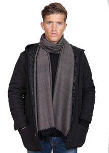 Merino Wool Blanket Scarf likemary