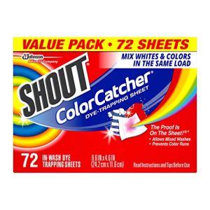 Color Catcher Sheets Shout