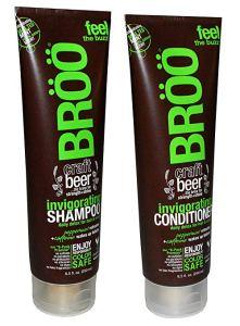 Craft Beer Shampoo Broo