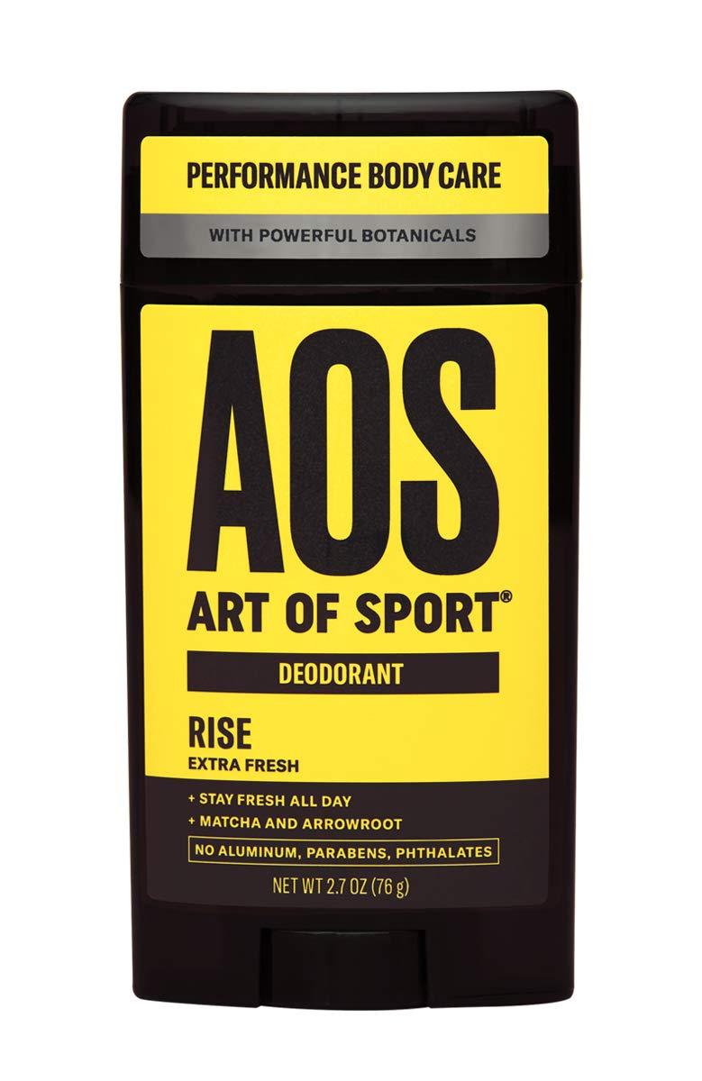 Art of Sport men's aluminum-free deodorant