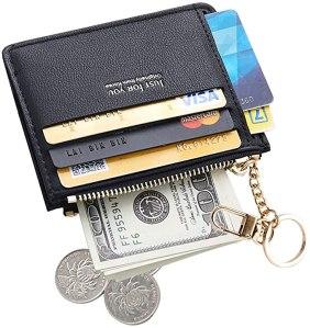 best keychain wallet cyand slim