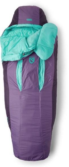 side sleeping bag
