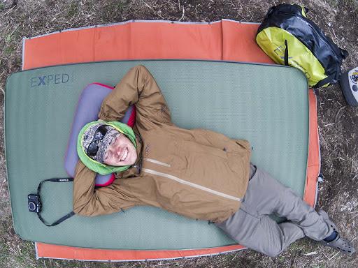 Exped MegaSleep Duo 25/40 Double Sleeping Bag