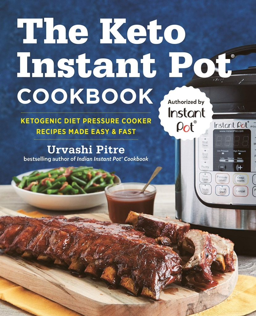Keto Instant Pot Cookbook, Best Keto Diet Cookbooks
