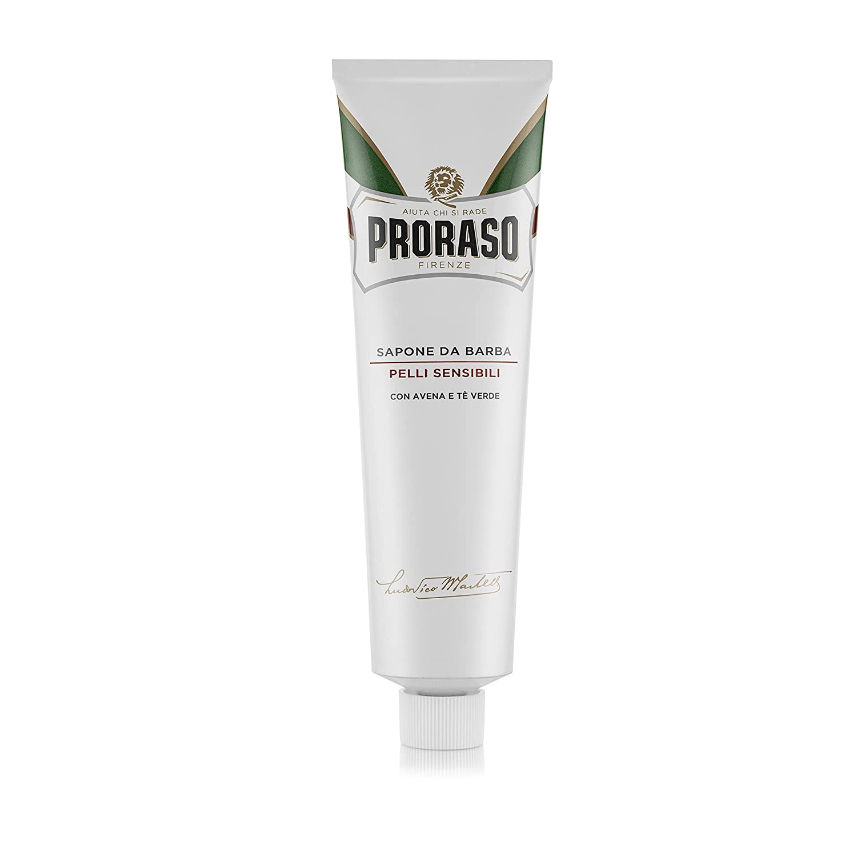 Proraso Shaving Cream, sensitive skin; best shaving cream for sensitive skin