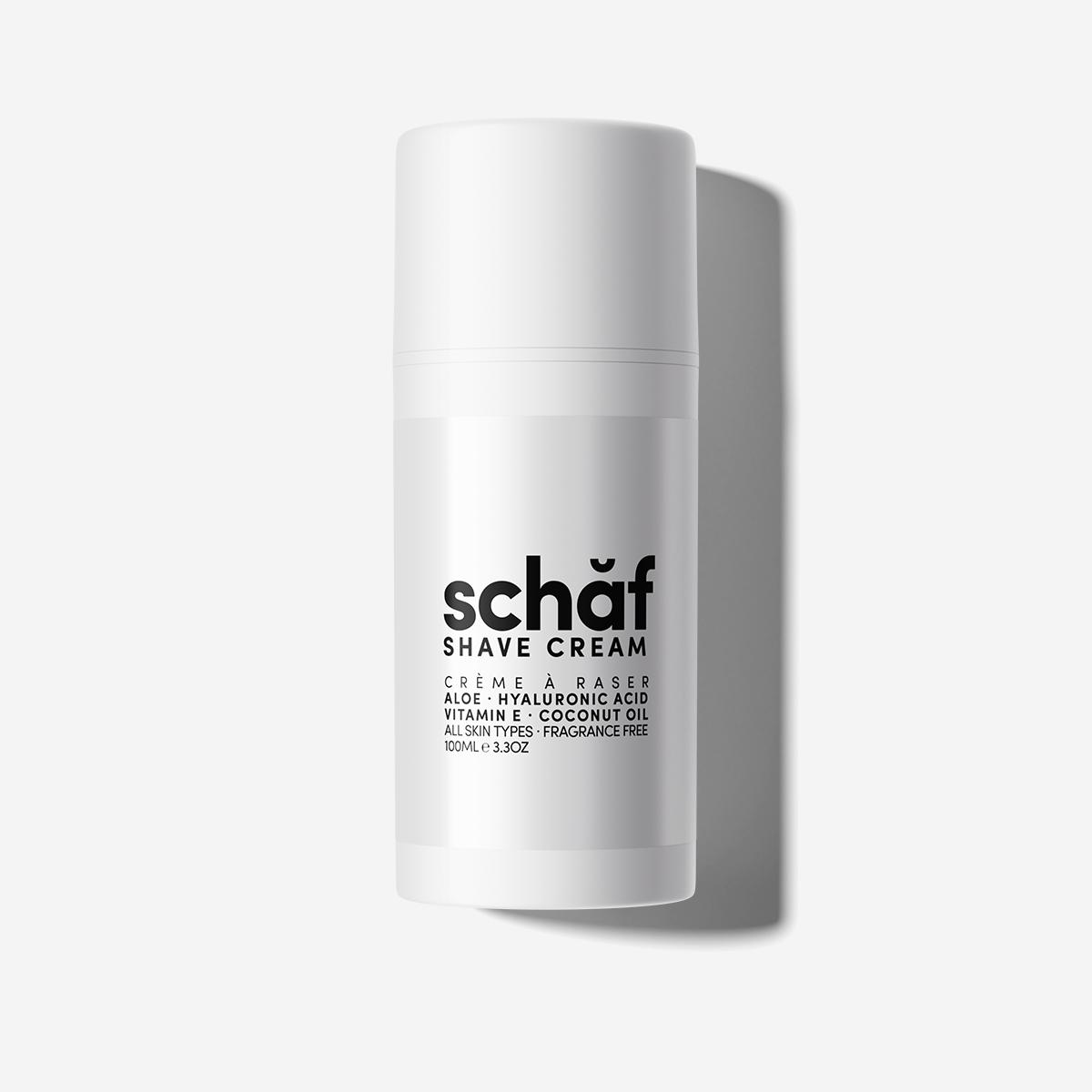 Schaf Shave Cream; best shaving cream for sensitive skin