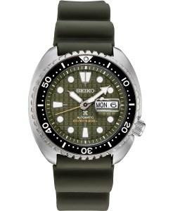 Seiko Men's Automatic Prospex King Turtle Watch
