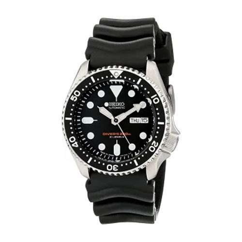 Seiko dive watches analog japanese automatic