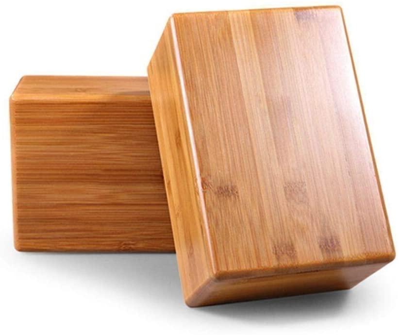 Wooden-Life Bamboo Yoga Block